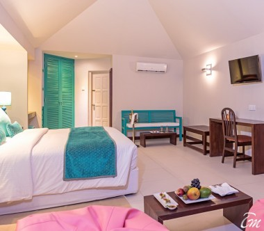 Adaaran Select Hudhuranfushi Family Beach Villa Interior
