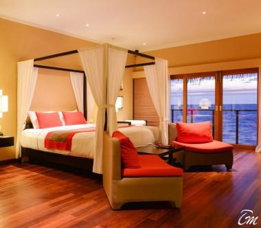 Adaaran Select Hudhuranfushi Sunrise Ocean Villa Interior