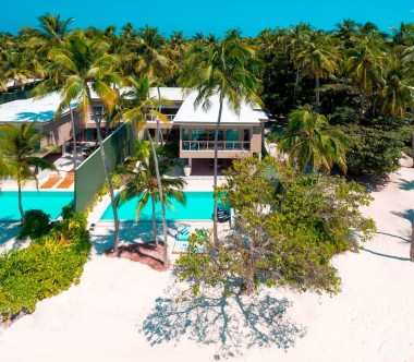 Amilla Fushi Resort and Residences Maldives Beach Residence 1 Bedroom