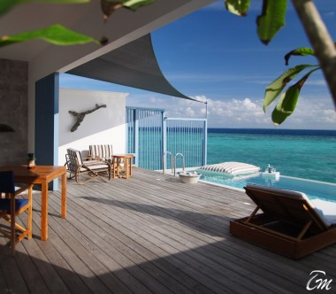 Amilla Fushi Resort and Residences Maldives 2-bedroom Lagoon Water Pool Villa