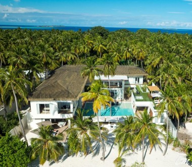 Amilla Fushi Resort and Residences Maldives Beach Residence 2 Bedroom