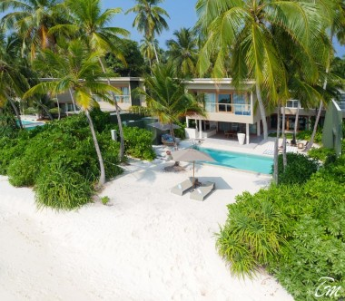 Amilla Fushi Resort and Residences Maldives Beach Residence 3 Bedroom
