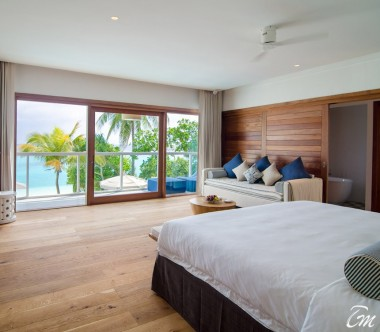 Amilla Fushi Resort and Residences Maldives Beach Residence 4 Bedroom