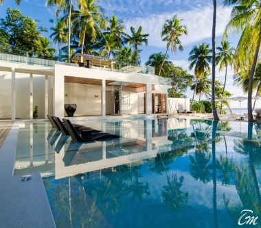 Amilla Fushi Resort and Residences Maldives The Amilla Estate 2 Bedrooms