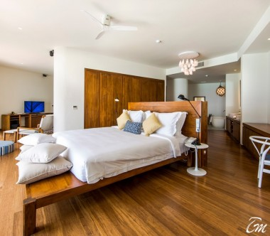 Amilla Fushi Resort and Residences Maldives Ocean Lagoon House Interior