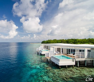 Amilla Fushi Resort and Residences Maldives Ocean Reef House Exterior