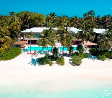 Amilla Fushi Resort and Residences Maldives The Great Beach Residence 6 Bedrooms