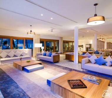 Amilla Fushi Resort and Residences Maldives The Great Beach Residence 8 Bedrooms