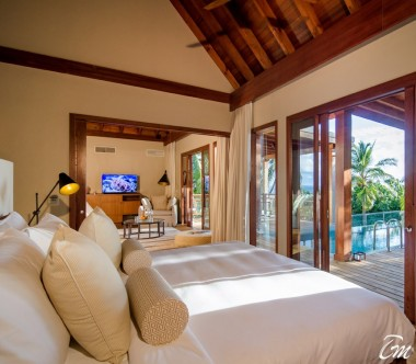 Amilla Fushi Resort and Residences Maldives 2-bedroom Treetop Pool Villa