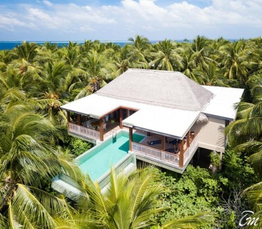Amilla Fushi Resort and Residences Maldives Treetop Pool Villa