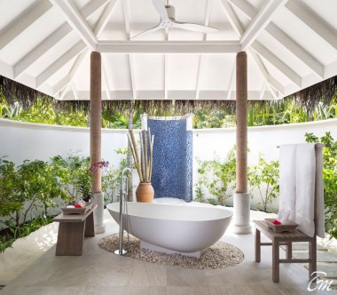 Anantara Dhigu Maldives Resort Sunset Beach Villa