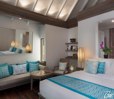 Anantara Dhigu Maldives Resort Sunset Beach Villa Interior