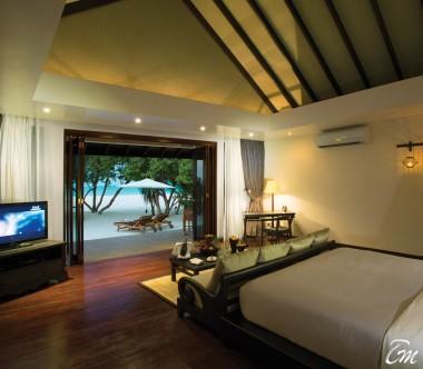 Atmosphere Kanifushi Maldives Sunset Junior Suite
