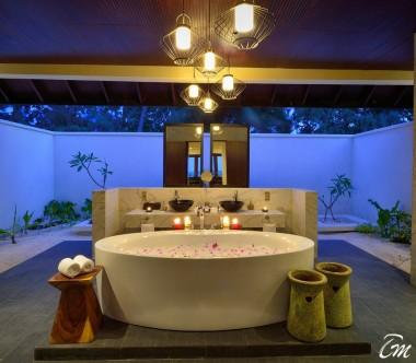 Atmosphere Kanifushi Maldives Sunset Pool Villa