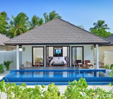 Atmosphere Kanifushi Maldives Sunset Pool Villa  Exterior