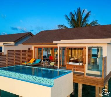 Atmosphere Kanifushi Maldives Water Villa