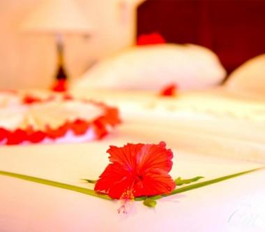 Biyadhoo Island Maldives Standard Room Decoration