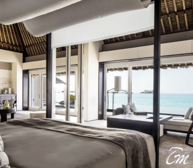 Cheval Blanc Randheli Maldives - 2 Bed Room Lagoon Garden Interior