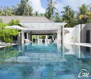 Cheval Blanc Randheli Maldives - Island Villa  Exterior