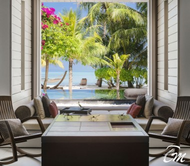Cheval Blanc Randheli Maldives - Island Villa Interior