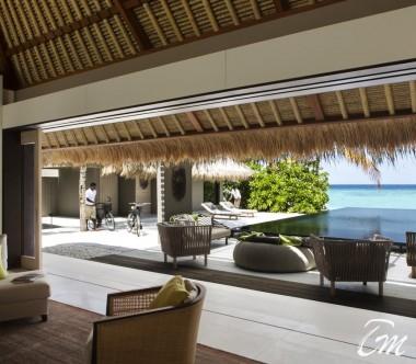 Cheval Blanc Randheli Maldives - Island Villa Ocean View