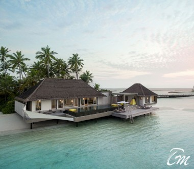 Cheval Blanc Randheli Maldives -  Lagoon Garden Villa