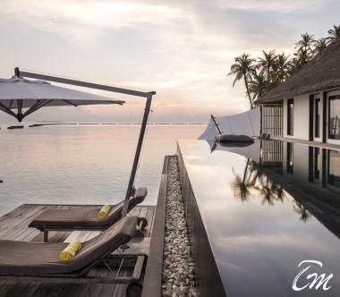Cheval Blanc Randheli Maldives - Lagoon Villa Exterior