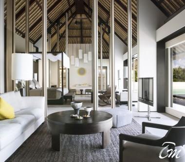 Cheval Blanc Randheli Maldives -Lagoon Villa Interior
