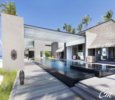 Cheval Blanc Randheli Private Island  - Villa Exterior