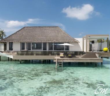 Cheval Blanc Randheli Maldives - Water Villa