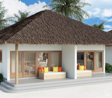 Cinnamon Dhonveli Maldives Beach Bungalow