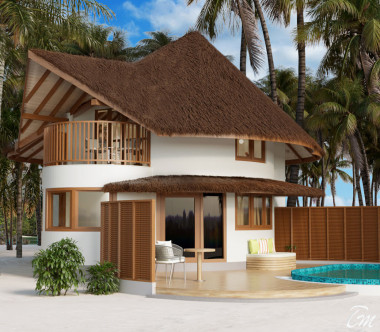 Cinnamon Dhonveli Maldives Beach Suite with Pool