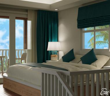 Cinnamon Dhonveli Maldives Duplex Garden Bungalow