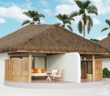Cinnamon Dhonveli Maldives Junior Beach Suite