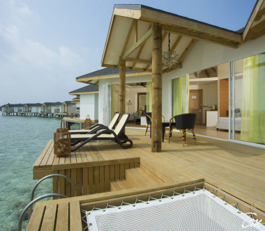 Cinnamon Dhonveli Maldives Over Water Suite