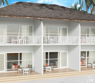 Cinnamon Dhonveli Maldives Superior Rooms – Ocean View