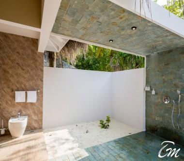 Cocoon Maldives Beach Suites Bathroom