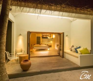 Cocoon Maldives Beach Suites Exterior