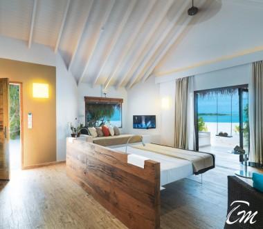 Cocoon Maldives Beach Suites Interior