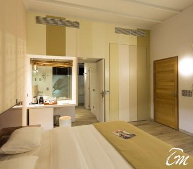 Cocoon Maldives Beach Villa Bedroom