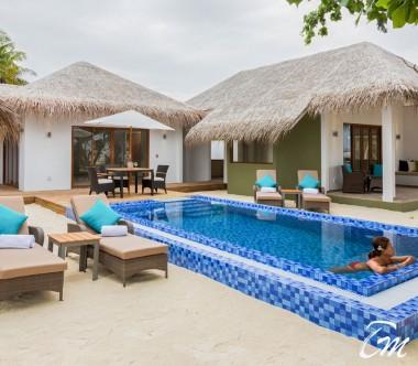 Cocoon Maldives Cocoon Suite Exterior