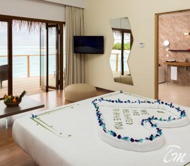 Cocoon Maldives Lagoon Suites Interior