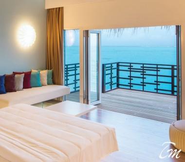 Cocoon Maldives Lagoon Villas Ovean View