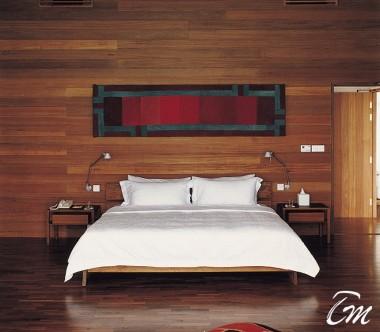 COMO Cocoa Island Maldives COMO Villa Bedroom