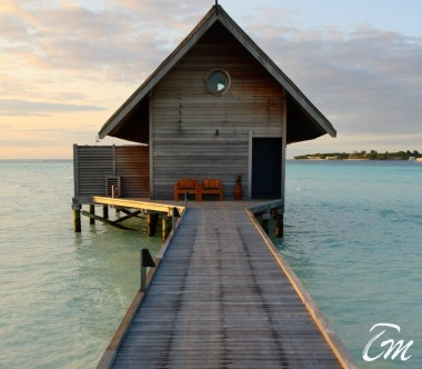 COMO Cocoa Island Maldives Loft Villa Exterior