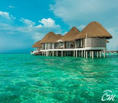 COMO Maalifushi Maldives COMO Villa Exterior
