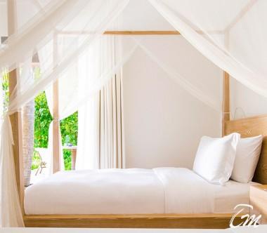 COMO Maalifushi Maldives Two Bedroom Beach Suite Interior