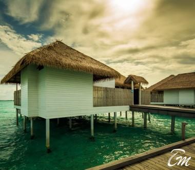 COMO Maalifushi Maldives Water Suite Exterior