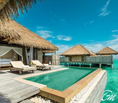 COMO Maalifushi Maldives Water Villa Pool