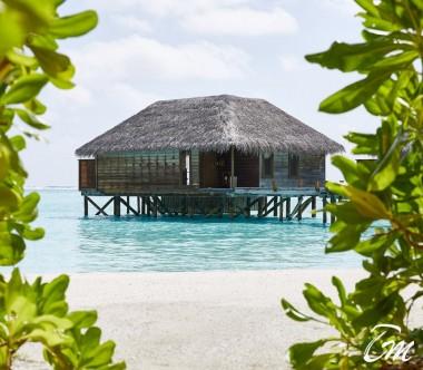 Conrad Maldives Rangali Island Water Villa Exterior